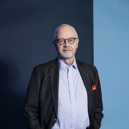 Lars Nordstrand, Member of the Board, Resurs