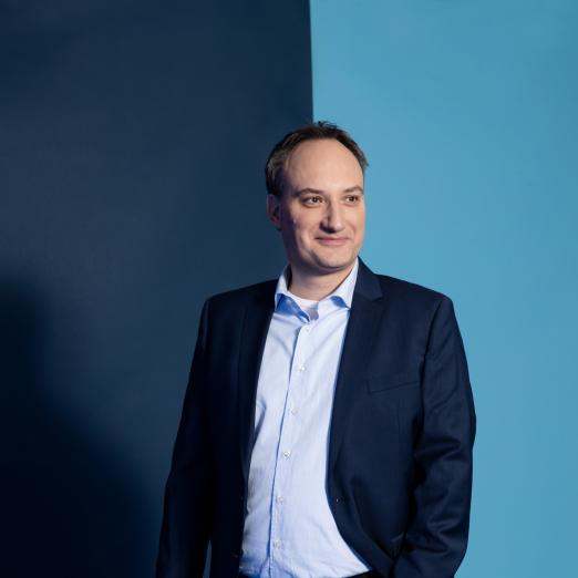 Sebastian Green, Chief Information Officer (CIO) since 2018