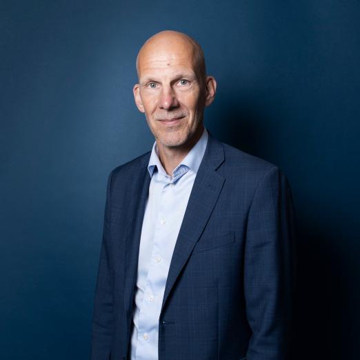 Stefan Noderén, Chief Credit & NPL Officer.