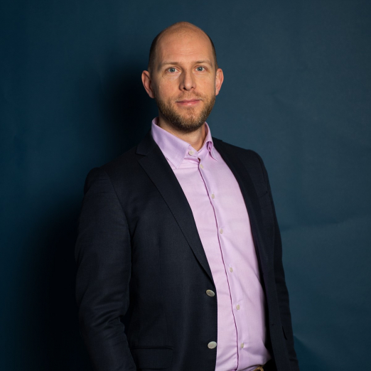 Andreas Andersson, Chief Commercial Officer