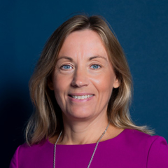 Christina Kassberg, Interim CFO och Head of IR