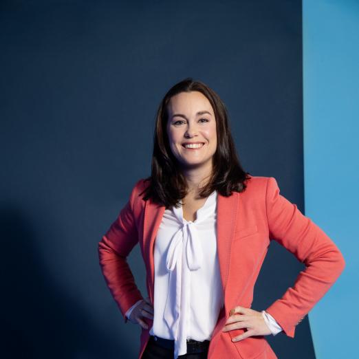 Anna Nauclér, Chief Commercial Officer och vice VD för Resurs Bank
