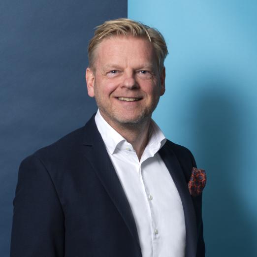 Nils Carlsson, VD och koncernchef