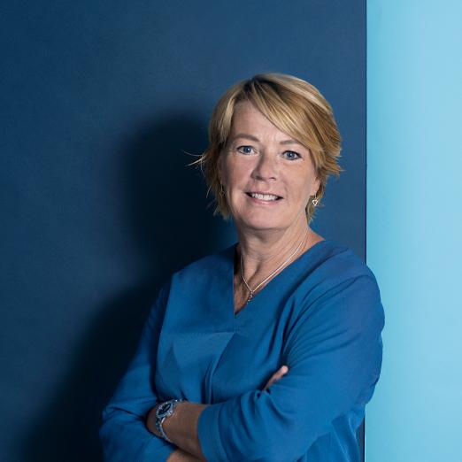 Anita Tidner, Interim Chief Customer Service Officer